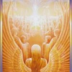 Golden Spirits of Christ Consciousness in Akashic Field of Ascension Age